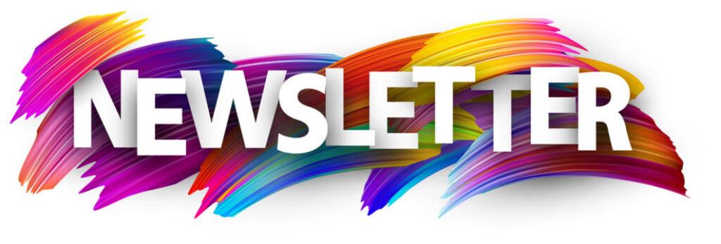 Newsletter header graphic