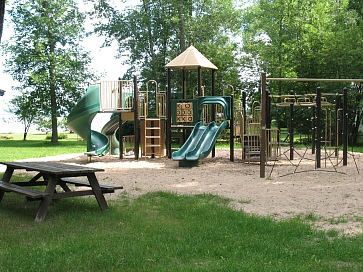Photo of Centennial Park playground